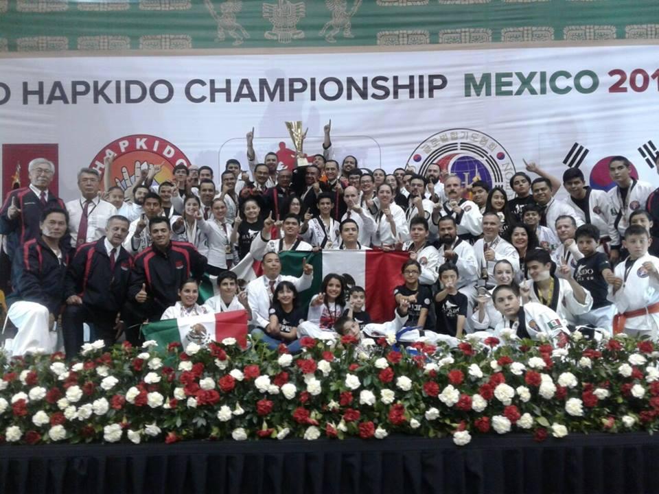 Mexico Demo Team
