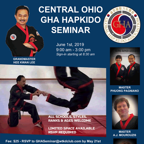 2019-central-ohio-hapkido-seminar-poster