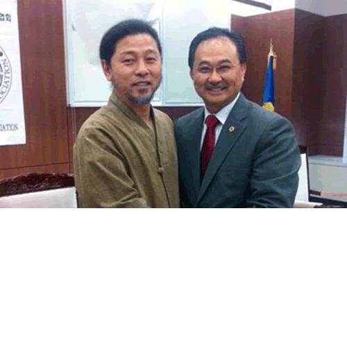 Gangwon Gam Yeong Cultural Commitee GHA Representative